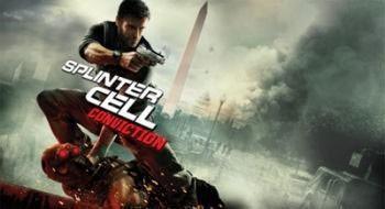 Скачать бесплатно игры для телефона, Скачать Splinter Cell: Conviction HD