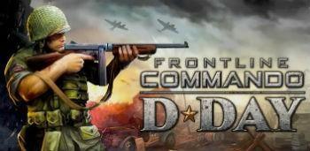 Скачать бесплатно игры для телефона, Скачать Frontline Commando: D-Day