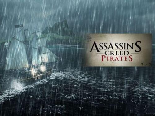 Скачать бесплатно игры для телефона, Скачать Assassins creed Pirates