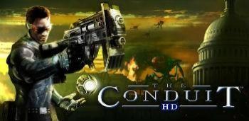 Скачать бесплатно игры для телефона, Скачать The Conduit HD