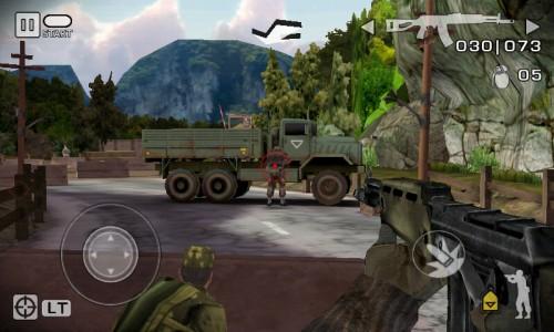 Скачать бесплатно игры для телефона, Скачать Battlefield Bad Company