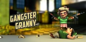 Скачать бесплатно игры для телефона, Скачать Gangster Granny