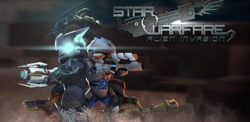 Скачать бесплатно игры для телефона, Скачать Star Warfare