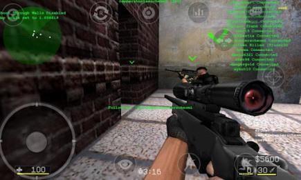 Скачать бесплатно игры для телефона, Скачать Critical Strike Portable