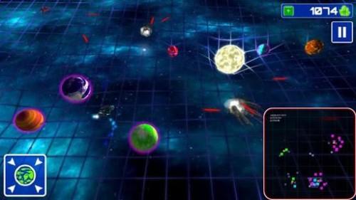 Скачать бесплатно игры для телефона, Скачать Relativity Wars