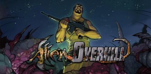 Скачать бесплатно игры для телефона, Скачать Alien OverKill Full