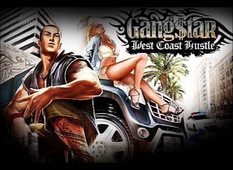 Скачать бесплатно игры для телефона, Скачать Gangstar: West Coast Hustle