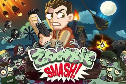 Скачать бесплатно игры для телефона, Скачать ZombieSmash