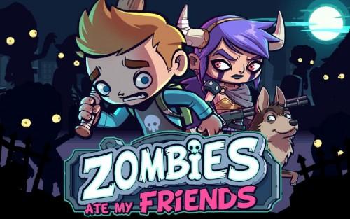 Скачать бесплатно игры для телефона, Скачать ZOMBIES ATE MY FRIENDS