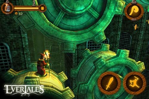 Скачать бесплатно игры для телефона, Скачать Evertales
