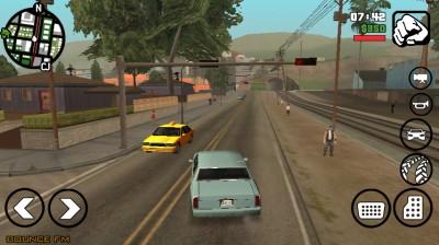 Скачать бесплатно игры для телефона, Скачать Grand Theft Auto San Andreas