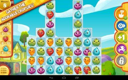 Скачать бесплатно игры для телефона, Скачать Farm Heroes