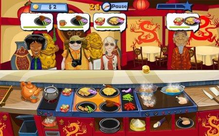 Скачать бесплатно игры для телефона, Скачать Happy Chef 2