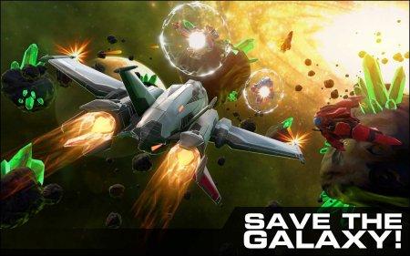 Скачать бесплатно игры для телефона, Скачать ARC Squadron: Redux
