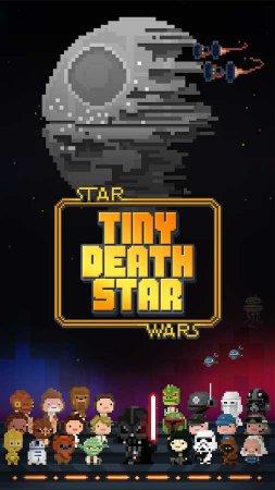 Скачать бесплатно игры для телефона, Скачать Star Wars: Tiny Death Star