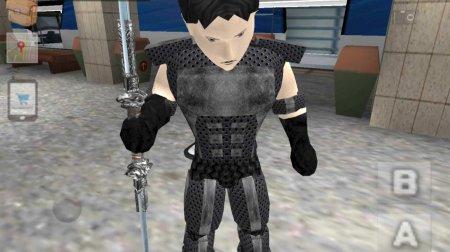 Скачать бесплатно игры для телефона, Скачать Ninja Rage