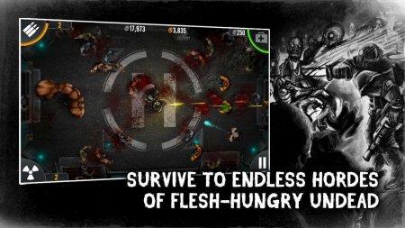 Скачать бесплатно игры для телефона, Скачать Extinction: Zombie Survival
