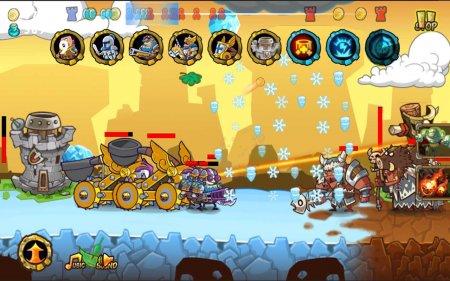 Скачать бесплатно игры для телефона, Скачать Chaos Fortress