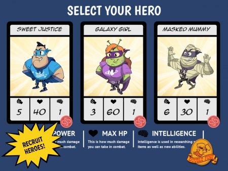 Скачать бесплатно игры для телефона, Скачать Middle Manager of Justice