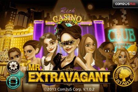 Скачать бесплатно игры для телефона, Скачать Mr Extravagant