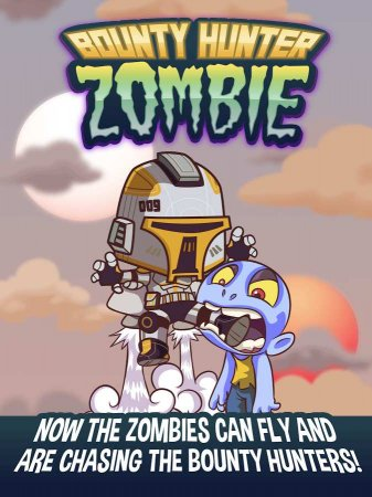 Bounty Hunter vs Zombie