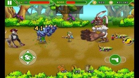 Скачать бесплатно игры для телефона, Скачать Mutant Monster Friends