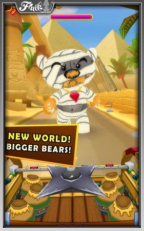 Скачать бесплатно игры для телефона, Скачать Grumpy Bears