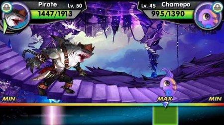 Скачать бесплатно игры для телефона, Скачать Monster Galaxy Exile