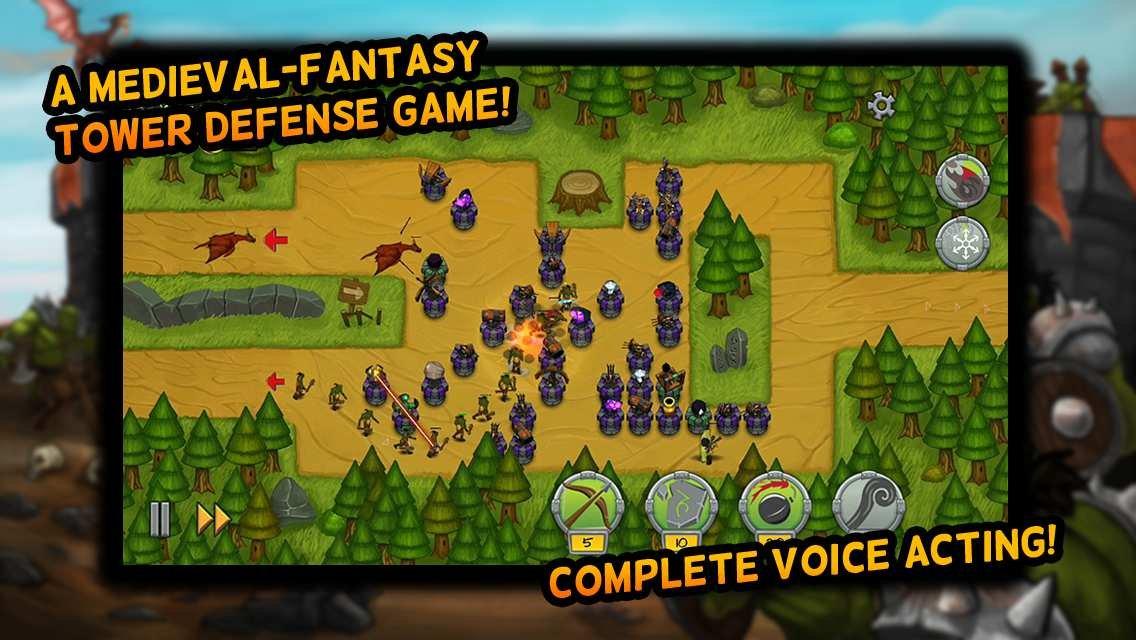 Скачать бесплатно игры для телефона, Скачать Age of Thrones