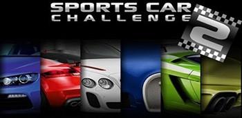Скачать бесплатно игры для телефона, Скачать Sports Car Challenge 2