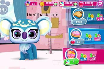 Скачать бесплатно игры для телефона, Скачать Littlest Pet Shop