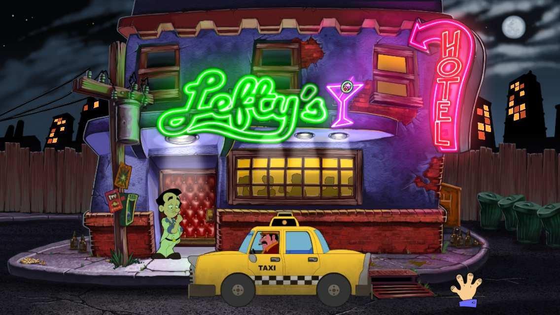 Скачать бесплатно игры для телефона, Скачать Leisure Suit Larry: Reloaded