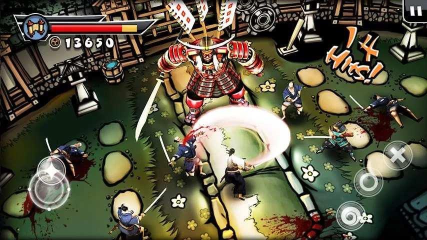 Скачать бесплатно игры для телефона, Скачать Samurai II: Vengeance