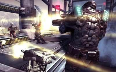 Скачать бесплатно игры для телефона, Скачать SHADOWGUN: DeadZone