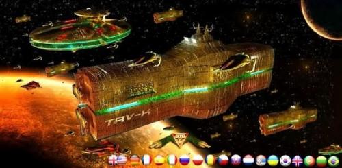 Скачать бесплатно игры для телефона, Скачать Space STG II - Death Rain