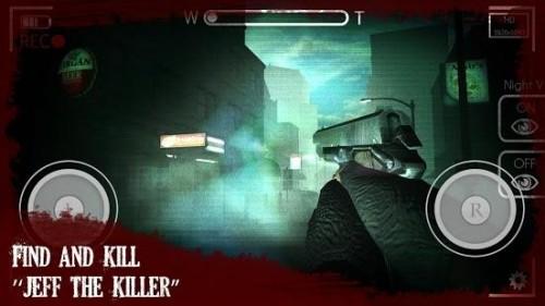 Скачать бесплатно игры для телефона, Скачать Jeff The Killer: Nightmare