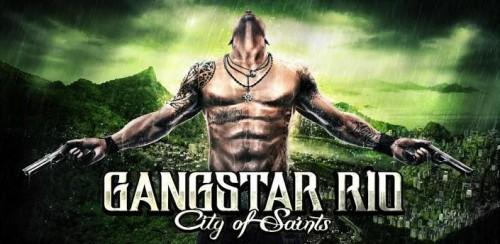 Скачать бесплатно игры для телефона, Скачать Gangstar Rio City of Saints