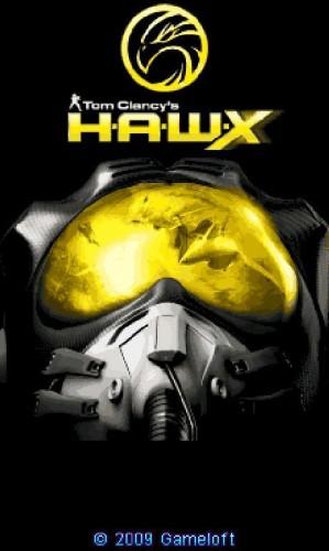 Скачать бесплатно игры для телефона, Скачать Tom Clancys H A W X