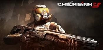 Скачать бесплатно игры для телефона, Скачать Chien Binh CS