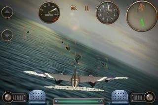 Скачать бесплатно игры для телефона, Скачать Skies of Glory