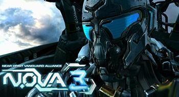 Скачать бесплатно игры для телефона, Скачать NOVA 3- Near Orbit Vanguard Alliance