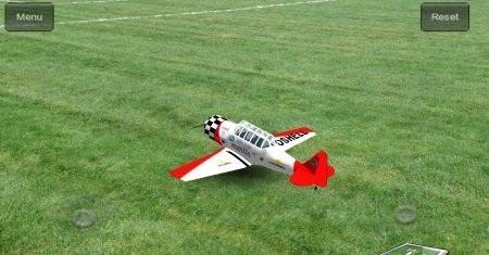 Скачать бесплатно игры для телефона, Скачать Absolute RC Plane Sim