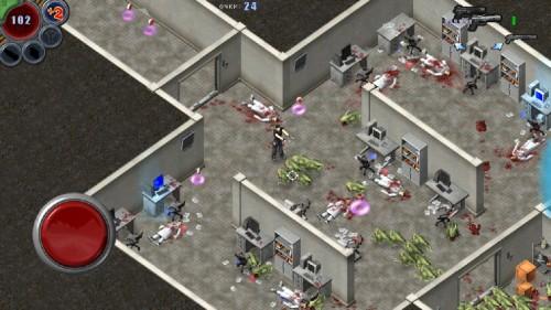 Скачать бесплатно игры для телефона, Скачать Alien Shooter