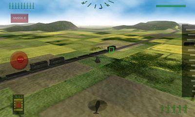 Скачать бесплатно игры для телефона, Скачать Stealth Chopper 3D