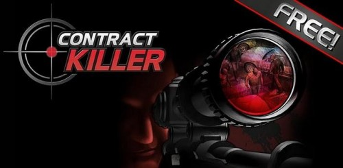 Скачать бесплатно игры для телефона, Скачать CONTRACT KILLER