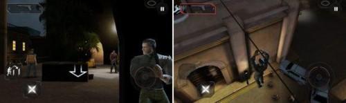 Скачать бесплатно игры для телефона, Скачать Splinter Cell Conviction