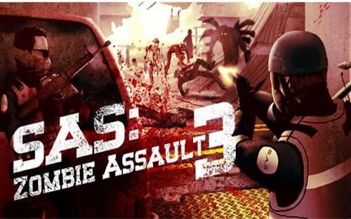 Скачать бесплатно игры для телефона, Скачать SAS: Zombie Assault 3