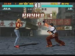 Скачать бесплатно игры для телефона, Скачать Tekken 3