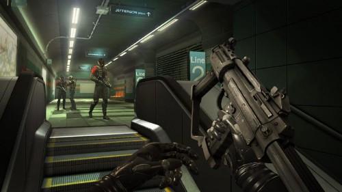 Скачать бесплатно игры для телефона, Скачать Deus Ex: The Fall