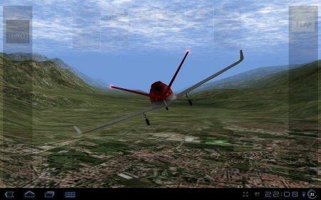 Скачать бесплатно игры для телефона, Скачать X-Plane 9 3D